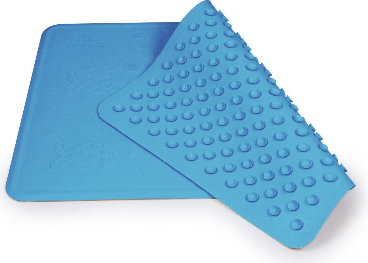 Canpol Babies Коврик для ванной цвет голубой 34 х 55 см -  Аксессуары для ванной комнаты