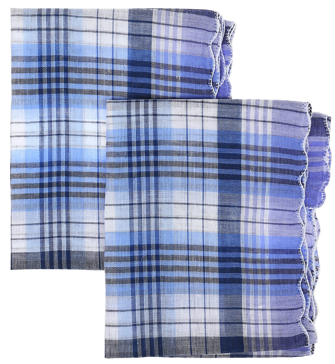 Платок носовой женский Zlata Korunka, цвет: синий, голубой, 4 шт. 71417. Размер 27 х 27 смСерьги с подвескамиЖенские носовые платки Zlata Korunka изготовлены из натурального хлопка, приятны в использовании, хорошо стираются, материал не садится и отлично впитывает влагу. В упаковке 4 штуки.