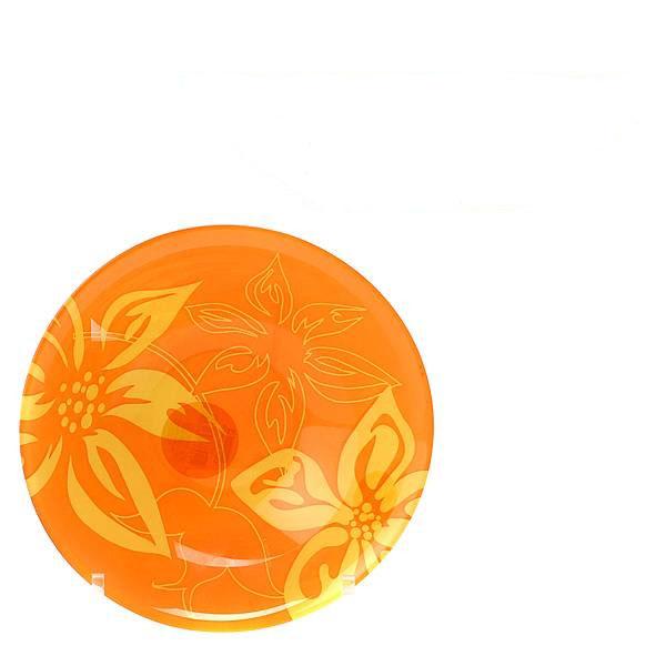 Салатник Luminarc Lily Flower, диаметр 16 смJ1345Салатник Luminarc Lily Flower выполнен из высококачественного стекла. Он прекрасно впишется в интерьер вашей кухни и станет достойным дополнением к кухонному инвентарю. Диаметр салатника (по верхнему краю): 16 см.