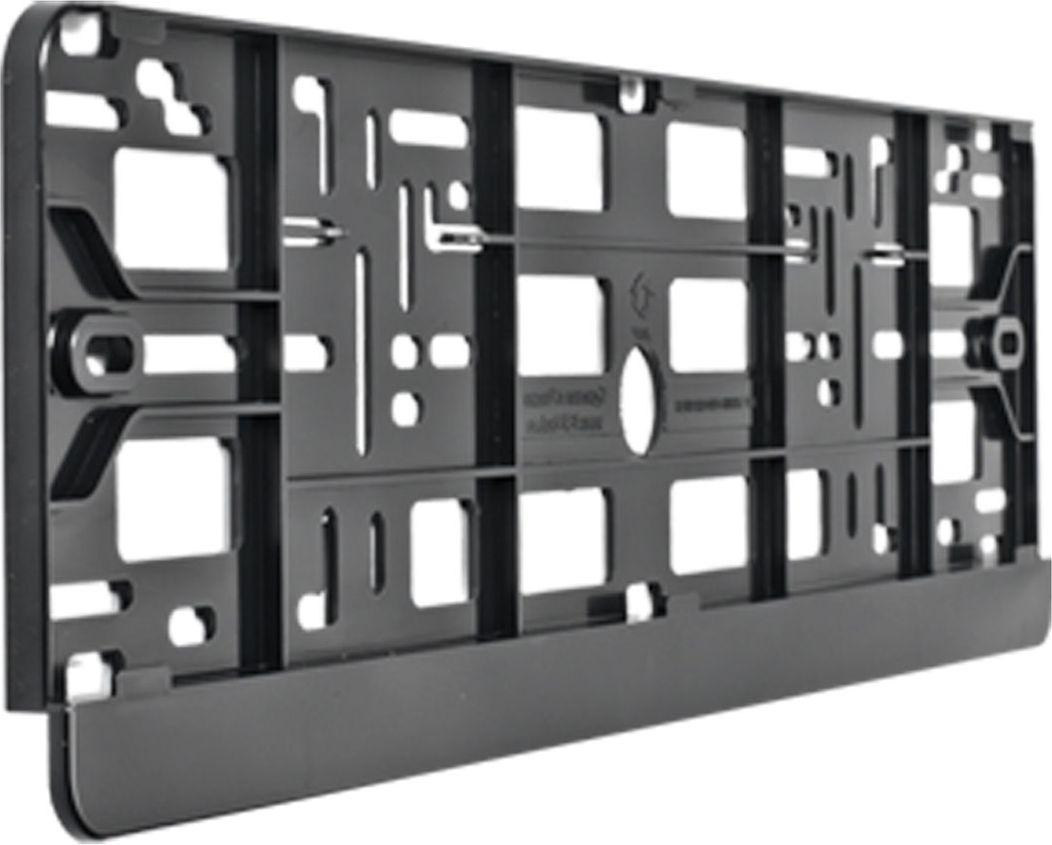 Рамка номерного знака ГлавдорS04102005Рамка изготовлена из высокопрочного пластика. Универсальное крепление.Монтаж на поверхность сложной формы.Сохраняет свойства при низких температурах.Минимально допустимая температура эксплуатации: -50°C, +50°C.