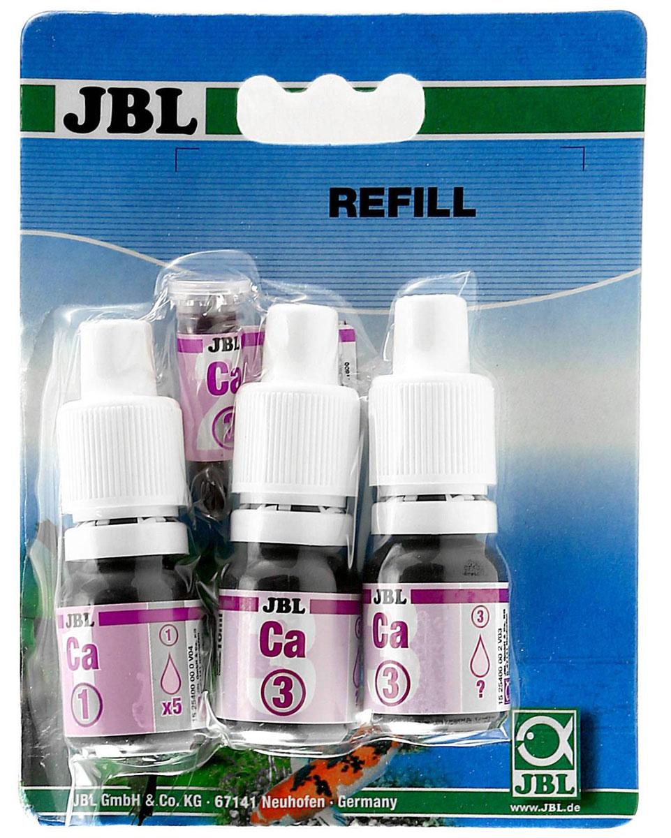 Реагенты JBL Calcium Reagens, для теста на кальций12171996Реагенты JBL Calcium Reagens предназначены для определения содержания кальция в морском аквариуме. Кальций используется для создания скелета кораллов. Низкое содержание кальция в морском аквариуме влияет на рост кораллов, могут пострадать жизненные функции и сами кораллы. Правильный химический состав воды в аквариуме зависит от количества рыб, водорослей и кораллов. Даже если вода прозрачная, она может быть грязной. При плохих параметрах воды в аквариуме могут возникнуть болезни или появиться водоросли. Для здорового аквариума с природными условиями важно регулярно проверять и корректировать параметры воды. Регулярно проверяйте параметры для поддержания природных условий в здоровом аквариуме. В комплекте 3 реагента для теста на кальций (2540000).