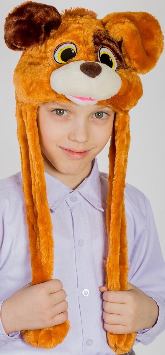 Карнавалия Карнавальная шляпа Песик размер 54 91054