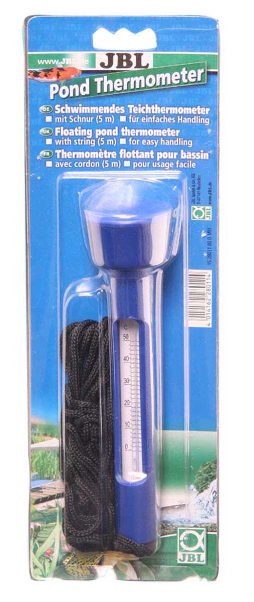 Плавающий термометр для пруда JBL Pond ThermometerJBL2801100JBL Pond Thermometer - Плавающий термометр для пруда