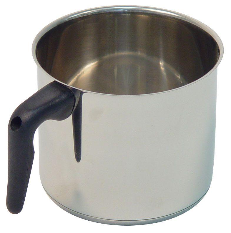 Ковш Axentia Alsass, 1,6 л77.858@20478 / SL2096 Caffe NaturaleКовш Axentia Alsass выполнен из двухкомпонентной стали, алюминия и нержавеющей стали. Ковш оснащен удобной ненагревающейся ручкой из термопластика. Подходит для всех типов плит и варочных панелей, в том числе индукционных. Можно мыть в посудомоечной машине.Диаметр ковша (по верхнему краю): 14 см.