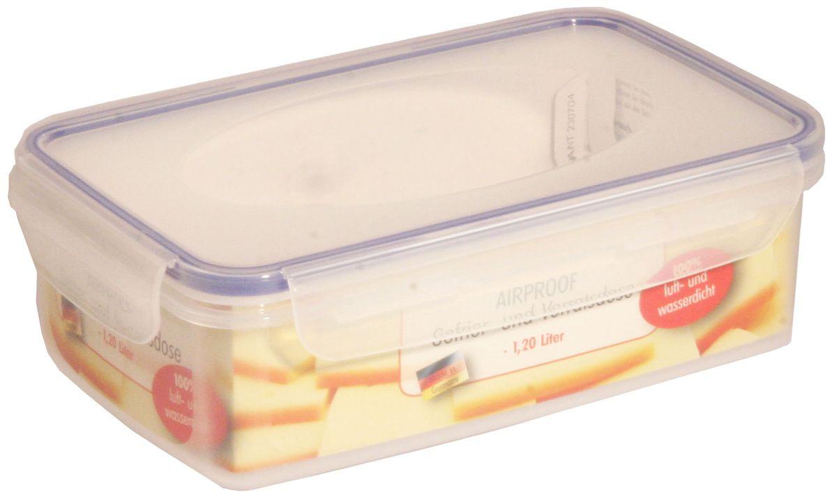 Контейнер Axentia, 1,2 лVT-1520(SR)Пищевой контейнер Axentia изготовлен из высококачественного пластика. Герметичная крышка с уплотнителем надежно закрывается на защелки, и продукты дольше остаются свежими. Подходит для мытья в посудомоечной машине, хранения в холодильных и морозильных камерах, использования в СВЧ-печах. Выдерживает резкий перепад температур.