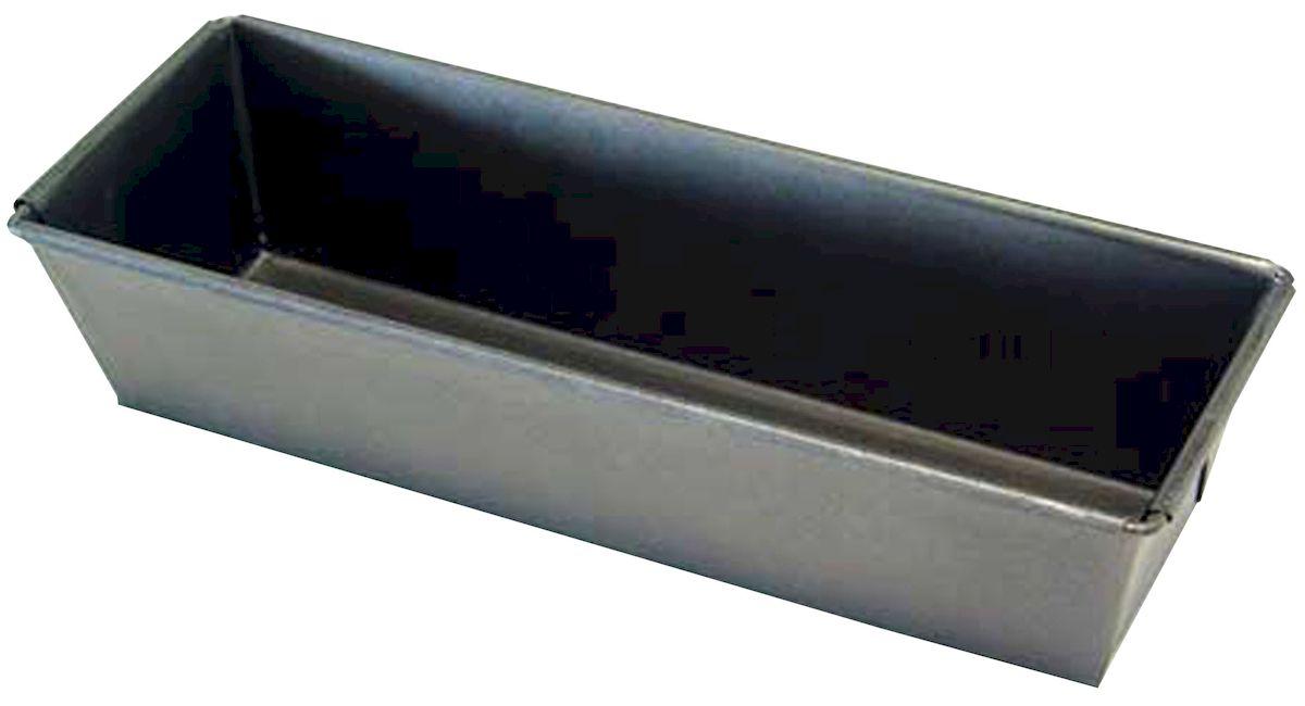 Форма для выпечки тортов и кексов Top Star, 30х11 см. 25380094672Форма для выпечки кексов Top Star, стальная с антипригарным покрытием, прямоугольная, размер 30 х 11 см.