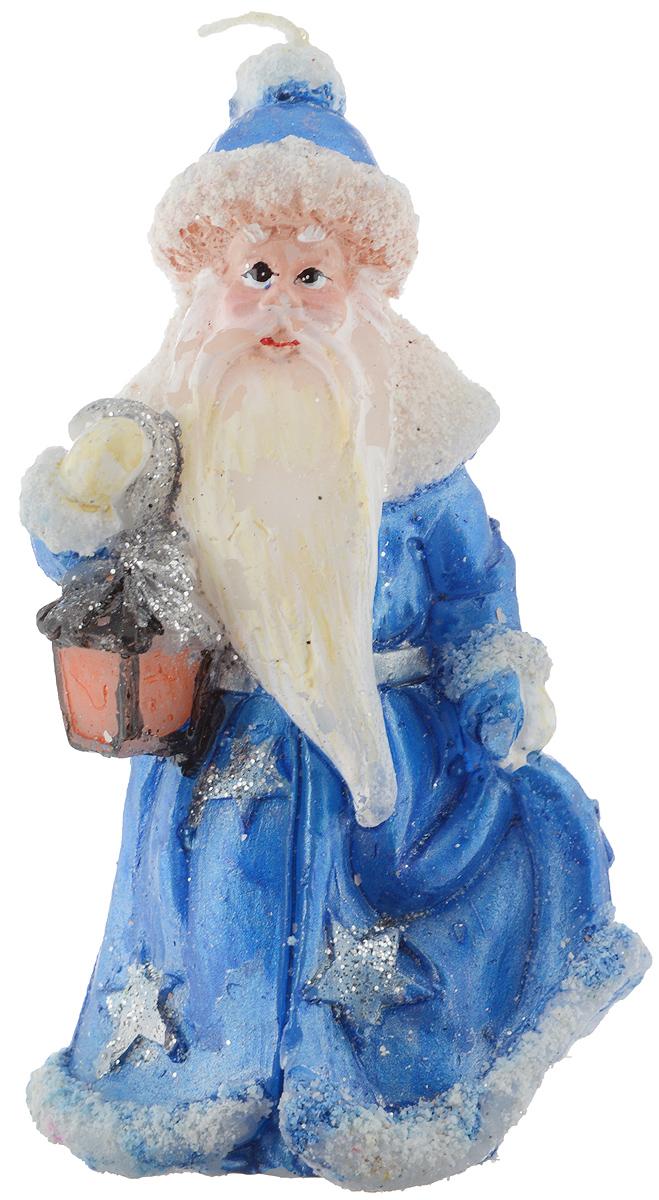 Свеча Winter Wings Дед Мороз, высота 11,5 см. N162059PH7707Свеча Winter Wings Дед Мороз, изготовленная из парафина, станет прекрасным украшением интерьера помещения в преддверии Нового года. Такая свеча создаст атмосферу таинственности и загадочности и наполнит ваш дом волшебством и ощущением праздника. Хороший сувенир для друзей и близких.