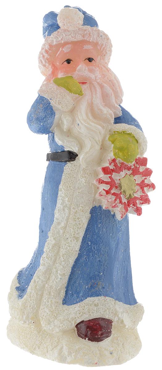 Свеча Winter Wings Дед Мороз со снежинкой, высота 14 см152505036Свеча Winter Wings Дед Мороз со снежинкой, изготовленная из парафина, станет прекрасным украшением интерьера помещения в преддверии Нового года. Такая свеча создаст атмосферу таинственности и загадочности и наполнит ваш дом волшебством и ощущением праздника. Хороший сувенир для друзей и близких.