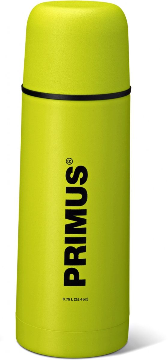 Термос Primus C&H Vacuum Bottle, цвет: желтый, 750 мл. P737840P737840Термос имеет двойные стенки, изготовлен из нержавеющей стали и покрыт износостойкой порошковой краской.C & H в названии модели - это холодный и горячий, что означает, что благодаря своим превосходным возможностям теплоизоляции, термос способен поддерживать температуру холодных и горячих напитков в течении нескольких часов. Комбинированная крышка, сочетающая в себе кружку, компактный и легкий дизайн, удобный клапан с функцией Quick-stop делают термос Primus C&H Vacuum Bottle максимально удобным и функциональным. Его легко расположить как внутри рюкзака, так и в боковом кармане.Объем термоса: 750 мл.