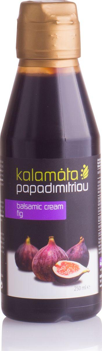 Papadimitriou бальзамический соус с инжиром, 250 мл12.0014Экстрактинжираусиливает вкус традиционного соуса.