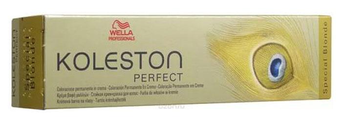 Wella Краска для волос Koleston Perfect, оттенок 12/61, Розовая Карамель, 60 млA6212027Wella KOLESTON PERFECT 12/61 розовая карамель предназначена для того, чтобы волосы обрели новый насыщенный и натуральный цвет, не страдая при этом. Новая разработка немецких ученых позволит сохранить хорошее внешнее состояние волос: блеск, упругость, отсутствие секущихся кончиков. Преимущество краски заключается в том, что она имеет минимальное количество вредных компонентов, а комплекс активных гранул защищает и укрепляет волосы. В составе также имеются липиды, которые придают волосам дополнительного объема без утяжеления. Молекулы и активатор играют не менее важную роль в составе. Они укрепляют корни волос, ведь именно они максимально нуждаются в питании и восстановлении. Краска имеет нежный аромат, который не вызывает аллергических реакций. Она хорошо подходит всем видам волос. Текстуру смешивают с эмульсией для достижения лучшего результата.