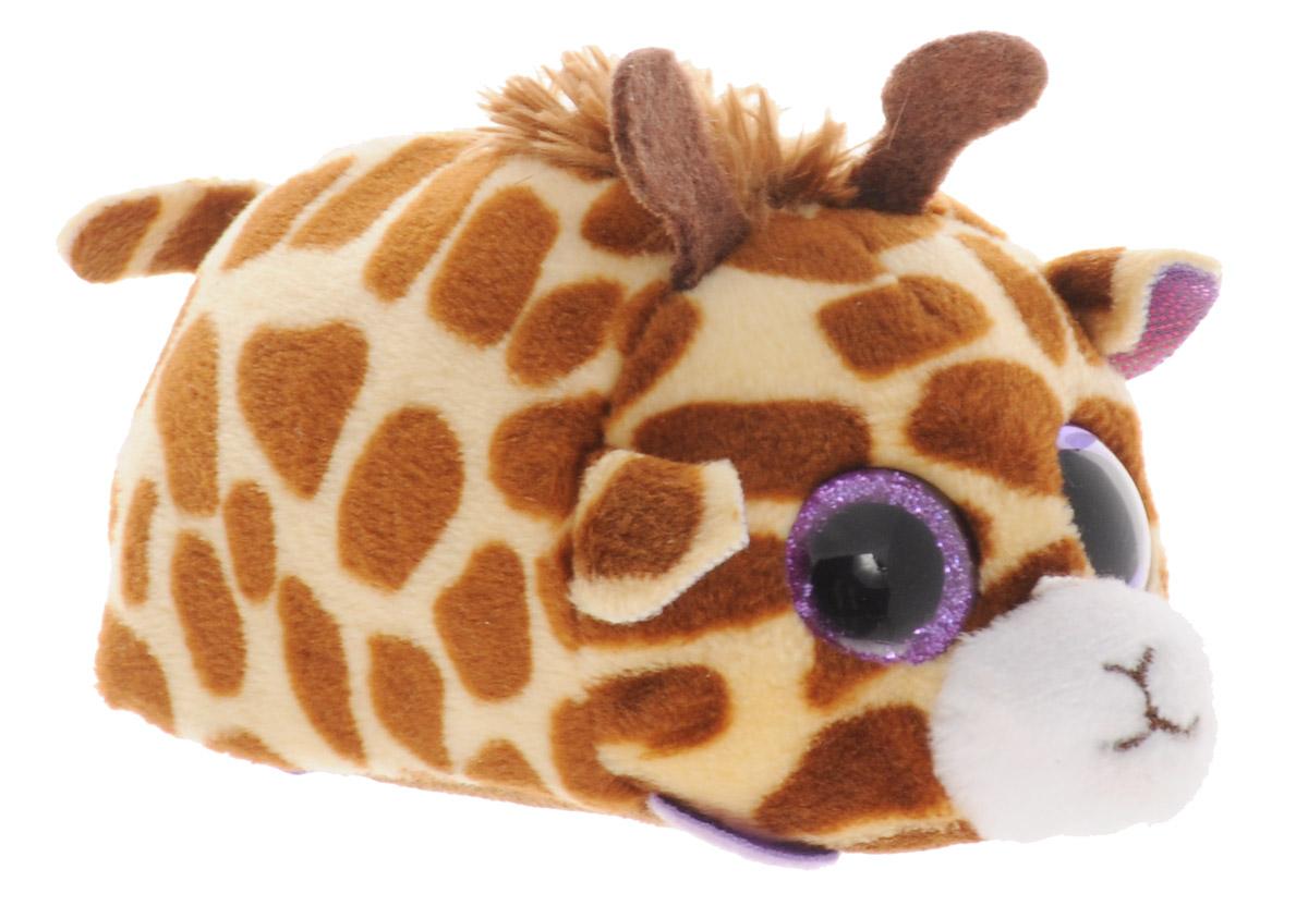 TY Мягкая игрушка Жираф Mabs 10 см