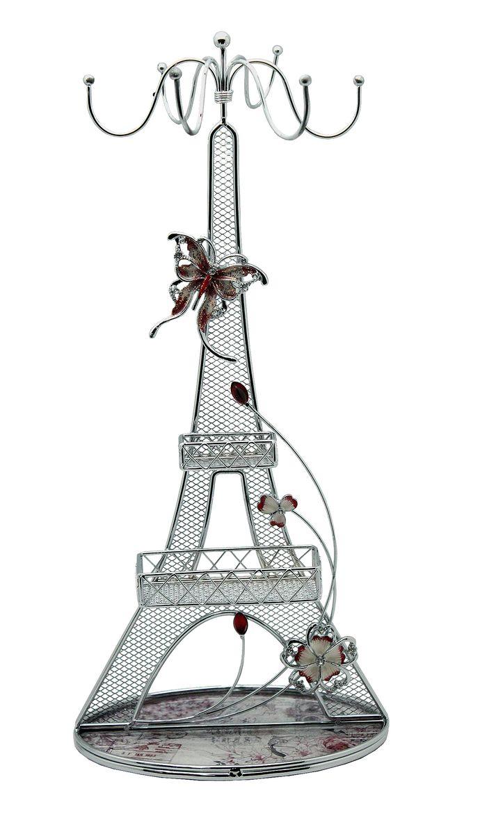 Подставка для украшений Jardin dEte Романтика, 10 х 16 х 36 см54 009312сталь, стекло