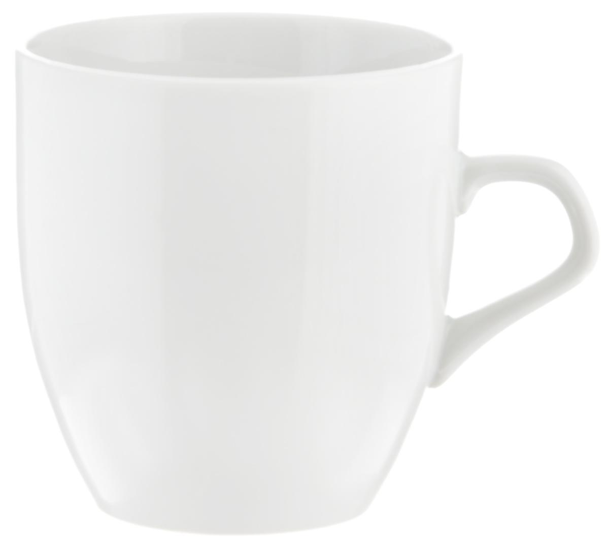 Кружка Фарфор Вербилок Тюльпан, 270 мл391602Красивая кружка Фарфор Вербилок Тюльпан способна скрасить любое чаепитие. Изделие выполнено из высококачественного фарфора. Посуда из такого материала позволяет сохранить истинный вкус напитка, а также помогает ему дольше оставаться теплым.Объем кружки: 270 мл.Диаметр по верхнему краю: 8,2 см.Диаметр основания: 5,5 см.Высота кружки: 8,5 см.