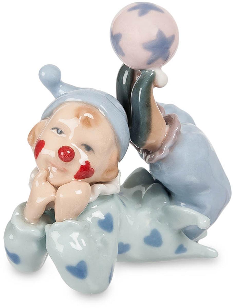 Фигурка декоративная Pavone Клоун. CMS-23/17 статуэтка pavone влюбленные cms 10 37