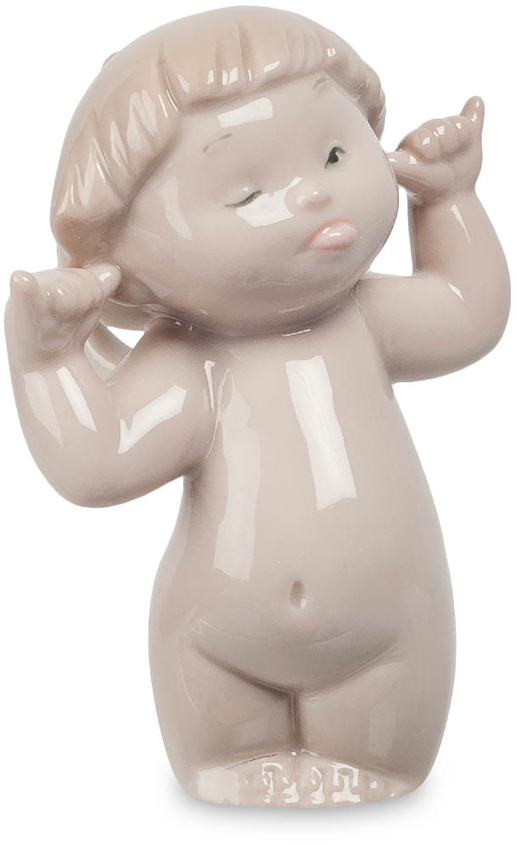 Фигурка Pavone Ангелочек-май. JP-01/ 5THN132NФигурка Ангела высотой 9 см.Май раскрасил мир зеленым,Белым, розовым, веселым!
