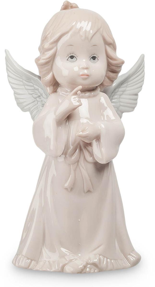 Фигурка Pavone Ангел. JP-05/ 1THN132NФигурка Ангела высотой 16 см.Роза -покровительница прекрасного, несёт в мир красоту.
