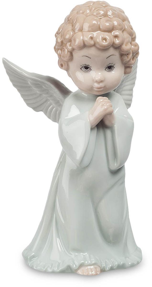Фигурка Pavone Ангел. JP-05/17FS-80299Фигурка Ангела высотой 16 см.Элина - ангел красоты и домашнего очага.