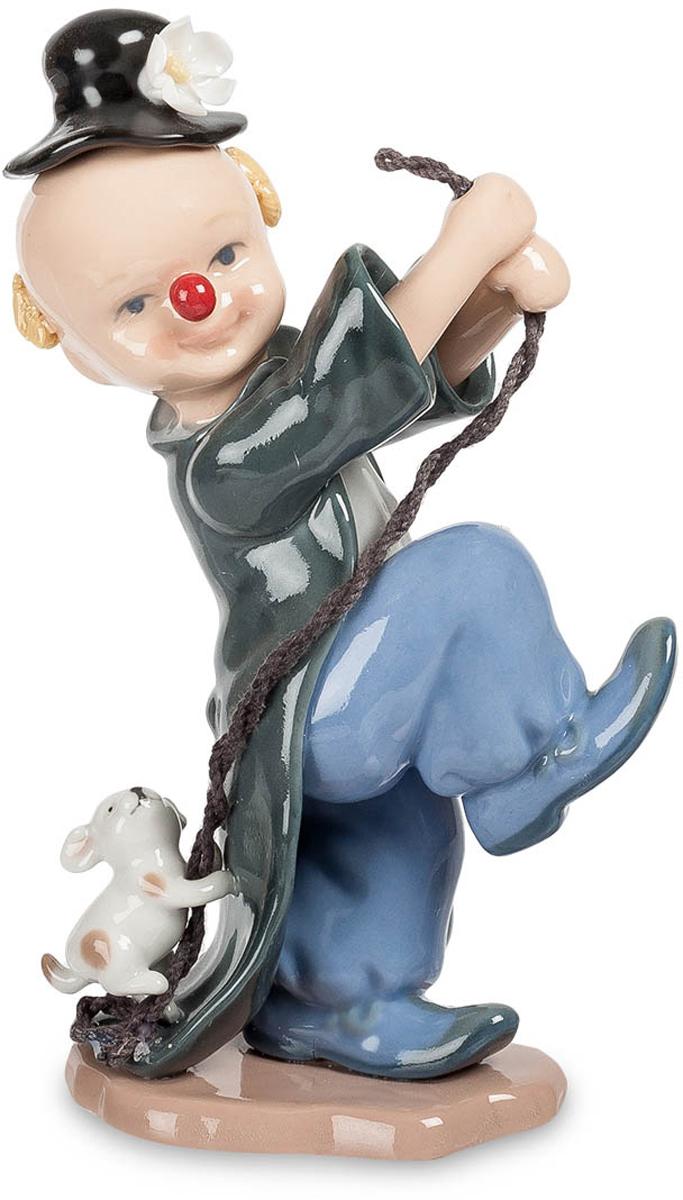 Фигурка Pavone Клоун. CMS-23/ 6 статуэтка pavone влюбленные cms 10 37