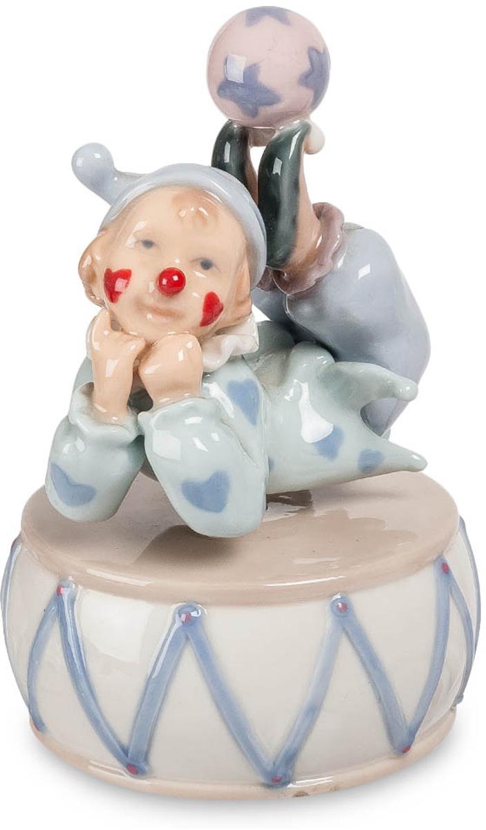 Музыкальная фигурка Pavone Клоун. CMS-23/ 8 статуэтка pavone влюбленные cms 10 37