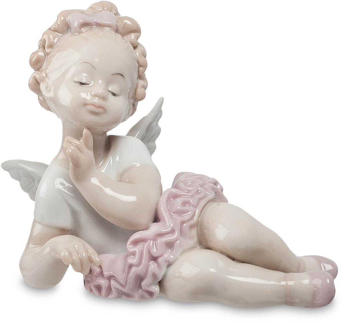 Фигурка Pavone Балерина-ангелочек. JP-27/13FS-80299Фигурка Ангела высотой 12 см.
