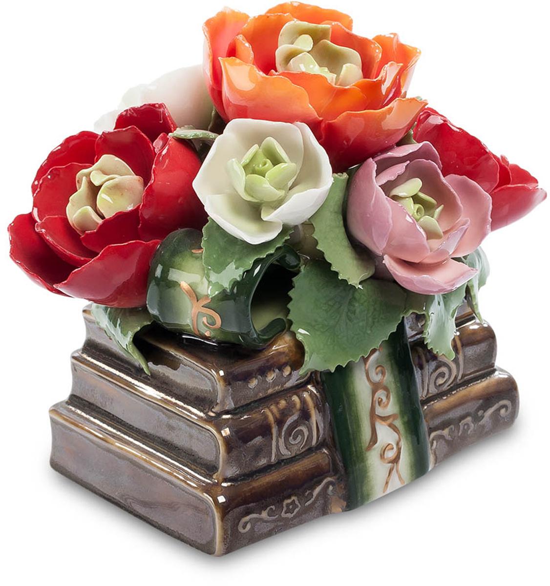 Музыкальная композиция Pavone Цветы и книги. CMS-33/ 625051 7_зеленыйМузыкальная композиция Цветы и книги (Pavone)