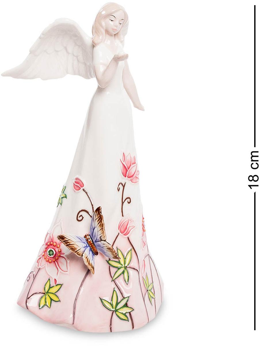 Фигурка Pavone Ангел. JP-764/ 874-0120Фигурка Ангела высотой 18 см.Не редко душа взмывает в высь небес от переполненых чувств!