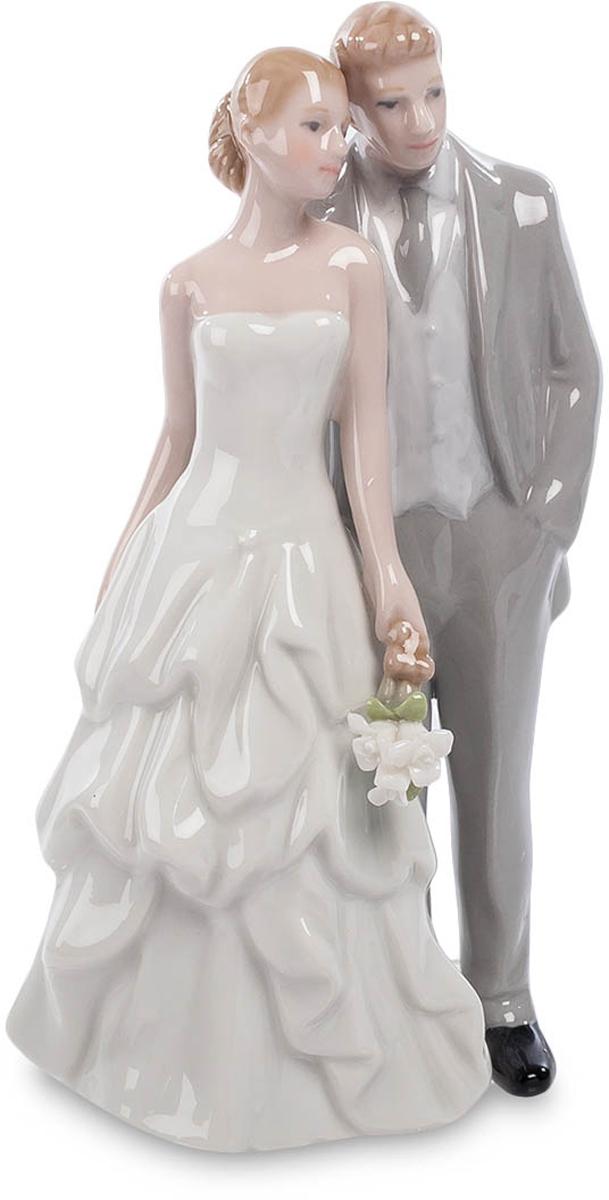 Статуэтка Pavone Молодожены. CMS-10/28 статуэтка pavone влюбленные cms 10 37
