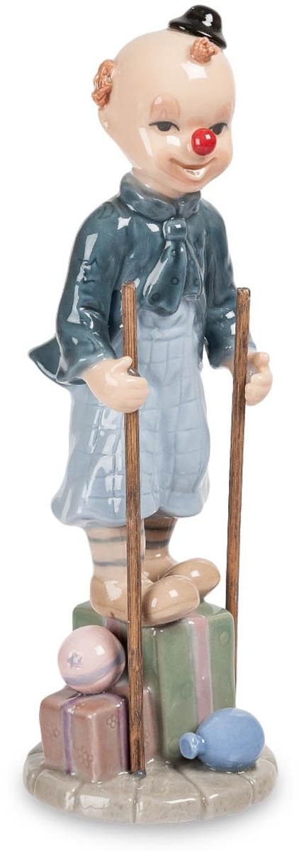 Фигурка Pavone Клоун на ходулях. CMS-23/30PARIS 75015-8C ANTIQUEФигурка Клоун на ходулях (Pavone)