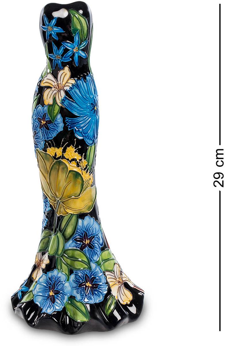 Ваза Pavone Платье. JP-670/ 8FS-91909Ваза высотой 29 см.