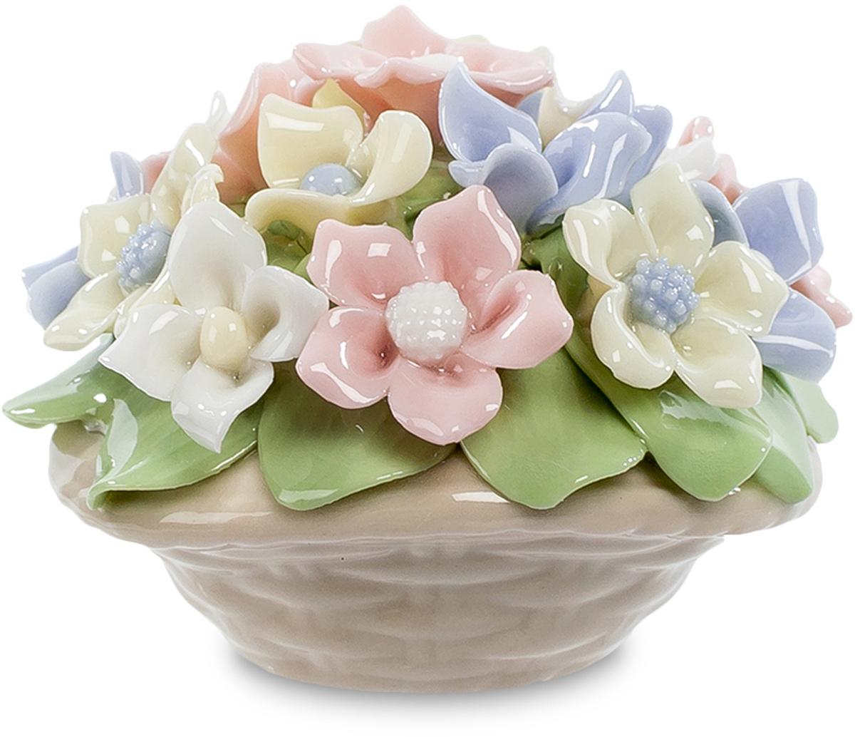 Композиция Pavone Горшочек с цветами. CMS-33/45 статуэтка pavone влюбленные cms 10 37