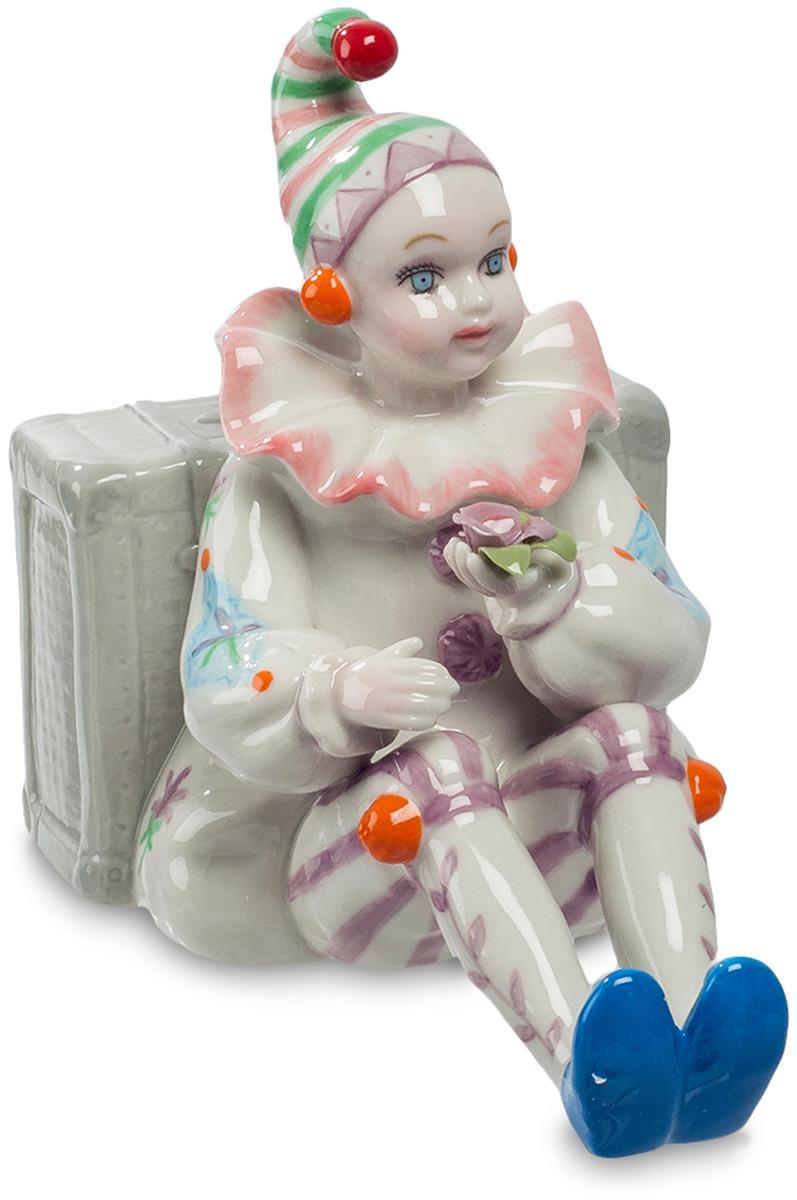 Музыкальная статуэтка Pavone Клоун. CMS-23/55 статуэтка pavone влюбленные cms 10 37
