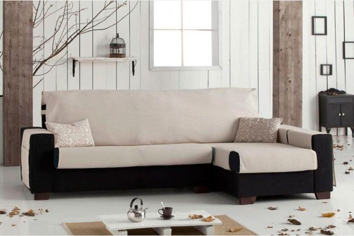 Чехол на угловой диван Медежда