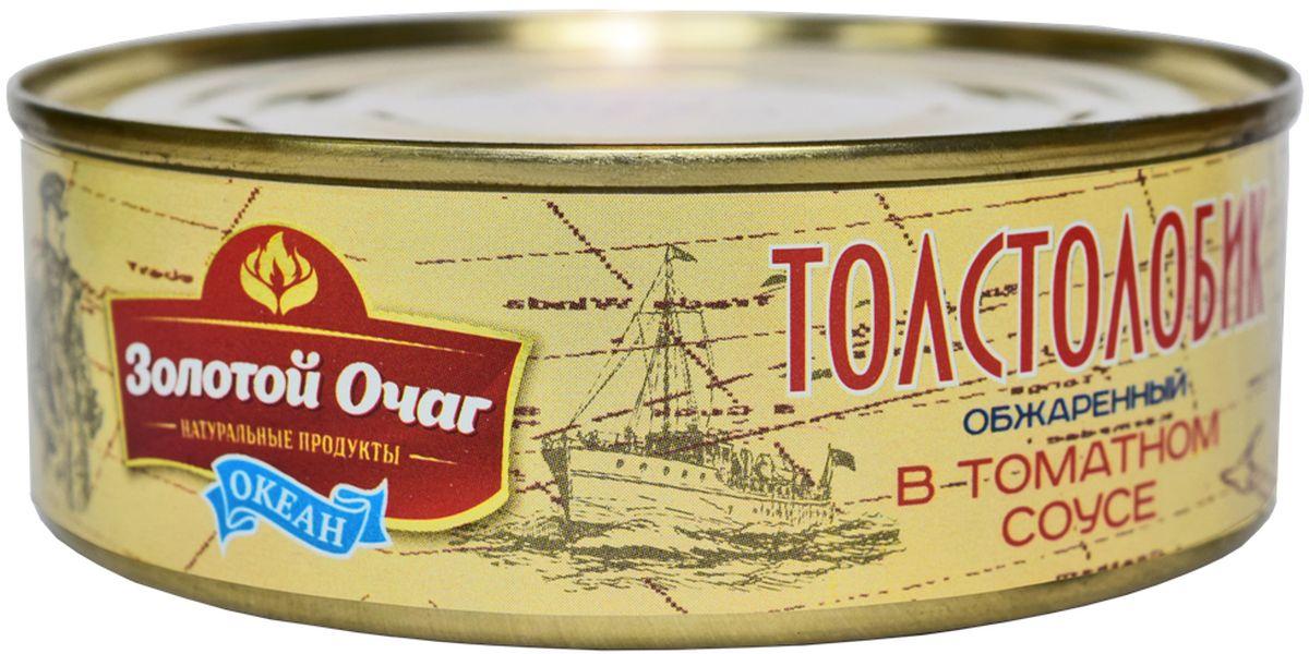 Золотой Очаг толстолобик обжаренный в томатном соусе, 240 г4607816071048Продукт полностью готов к употреблению.