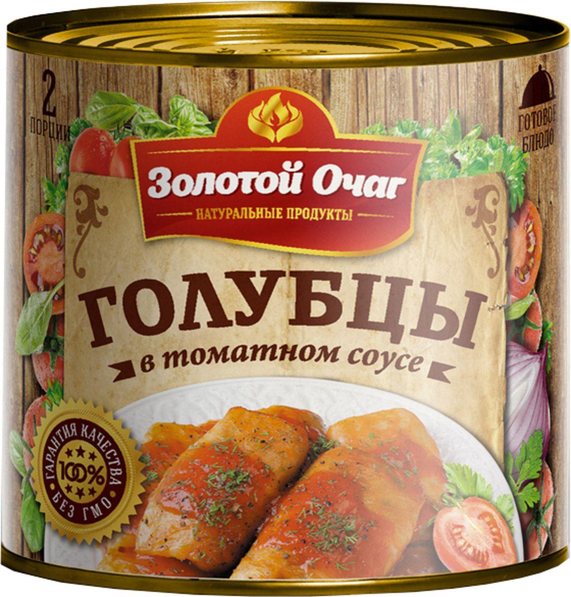 Золотой Очаг голубцы фаршированные c мясом и рисом, 540 г0120710Продукт готов к употреблению. Перед употреблением рекомендуется разогреть.