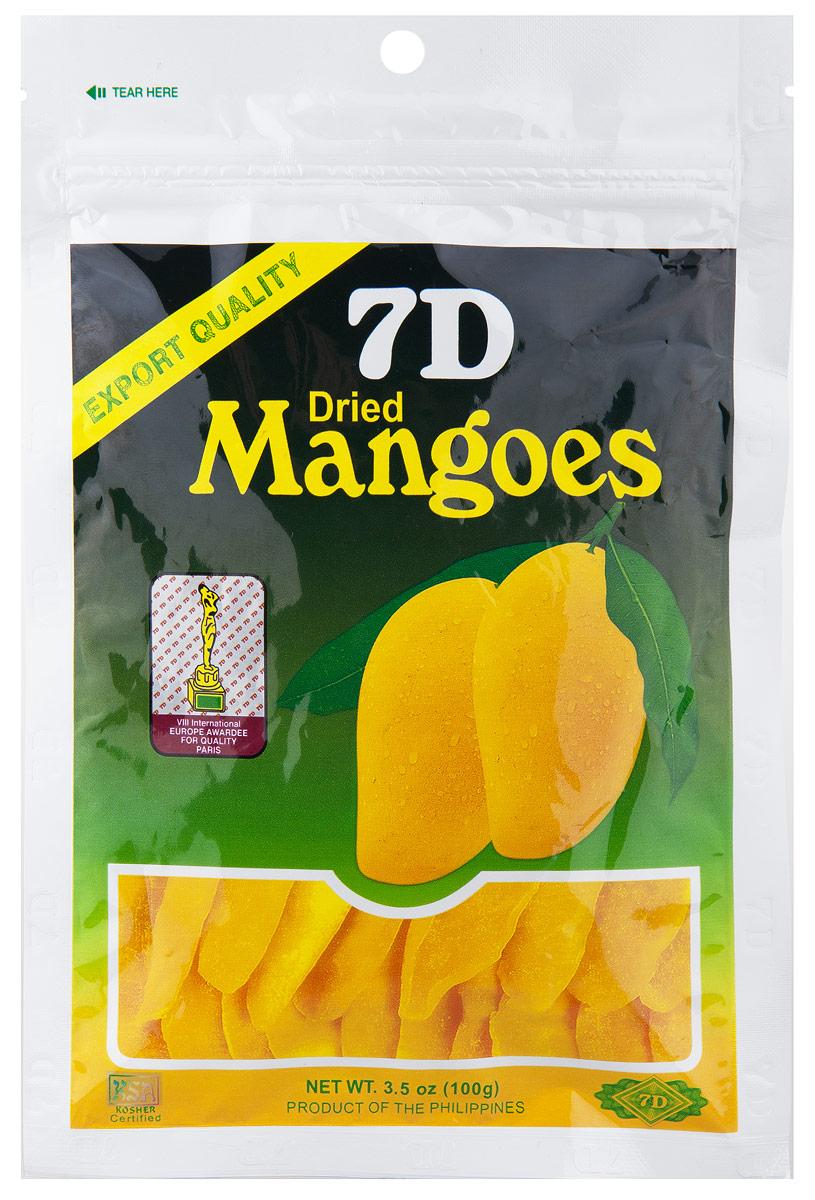 7D сушеные манго с сахаром, 100 г4809010272010Это натуральный сушеный экзотический фрукт, порезанный красивыми ломтиками. Он обладает именно самым настоящим вкусом манго, тем, которым обладают спелые фрукты в тропических странах!Продукт абсолютно не содержит химических ароматизаторов, консервантов. Это по-настоящему полезный и диетический продукт. Манго, помимо своего витаминного состава, еще и влияет на наше настроение, улучшает самочувствие, вдохновляет нас на активный образ жизни, снимает напряжение нервной системы. Аминокислоты, содержащиеся в этом фрукте, оказывают антиоксидантное действие, укрепляют сопротивляемость организма. Вкус превосходный - сладкий, тропический, кусочки продолговатые, крепкие, но кушать их легко. Вам понравится!