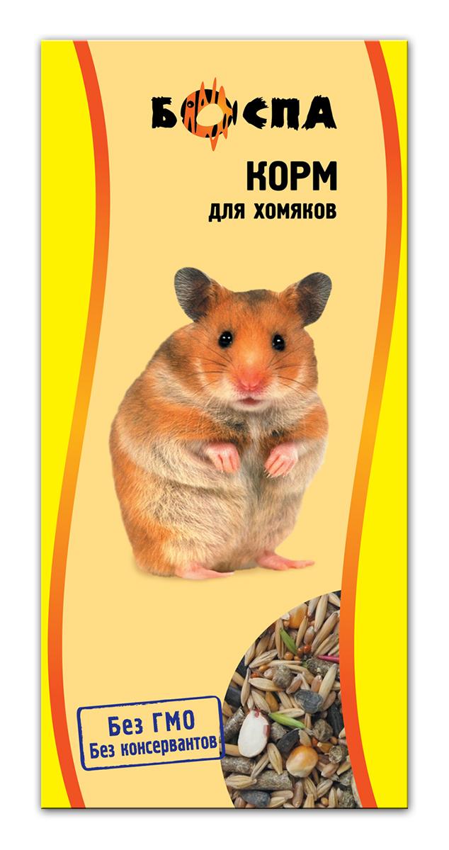 Корм для хомяков Боспа, 500 г0120710Полнорационный корм для домашних животных