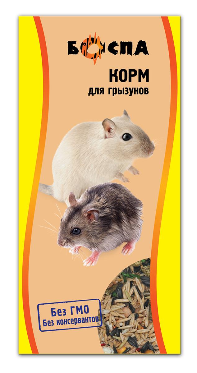 Корм для грызунов Боспа, 500 г0120710Полнорационный корм для домашних животных