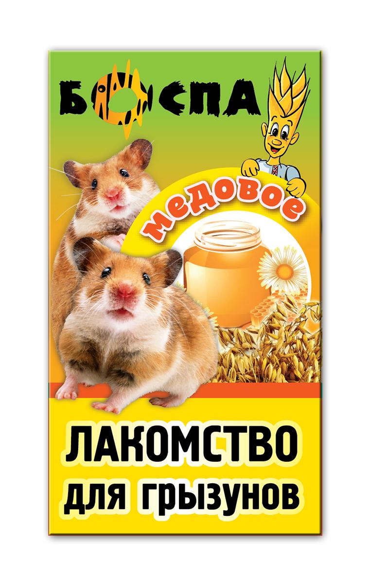 Лакомство для грызунов с медом 3 в 1 Боспа Груша, 100 гJBL3029300Лакомство для попугаев с медом 3 в 1 Боспа Груша - это дополнение к полнорационному корму. Для птиц в повседневном питании нужен вкусный, но сбалансированный полезный корм, который обеспечит им получение всех жизненно важных питательных веществ.Пропугаи получают необходимую энергию через полноценное питание, становятся веселыми и игривыми, радуют хозяев здоровой и блестящей шерстью Корм Боспа привлекателен для птиц неотразимым вкусом и запахом, и любим даже теми, кто со всей тщательностью подходит к выбору пищи. Состав: просо белое, просо красное, ячмень,пшеница, мед, семена подсолнечника, суданка, витамины А, В1, В2, В6, D, PP, йод в легкоусвояемой форме.