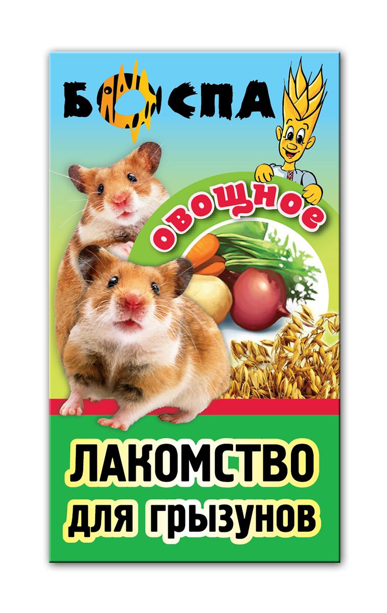 Лакомство для грызунов с овощами 3 в 1 Боспа Груша, 100 гJBL3031100Лакомство для попугаев с овощами 3 в 1 Боспа Груша - это дополнение к полнорационному корму. Для птиц в повседневном питании нужен вкусный, но сбалансированный полезный корм, который обеспечит им получение всех жизненно важных питательных веществ.Пропугаи получают необходимую энергию через полноценное питание, становятся веселыми и игривыми, радуют хозяев здоровой и блестящей шерстью Корм Боспа привлекателен для птиц неотразимым вкусом и запахом, и любим даже теми, кто со всей тщательностью подходит к выбору пищи. Состав: просо белое, просо красное, овес, ячмень, пшеница, семена подсолнечника, суданка, сухие овощи, витамины А, В1, В2, В6, D, PP, йод в легкоусвояемой форме.