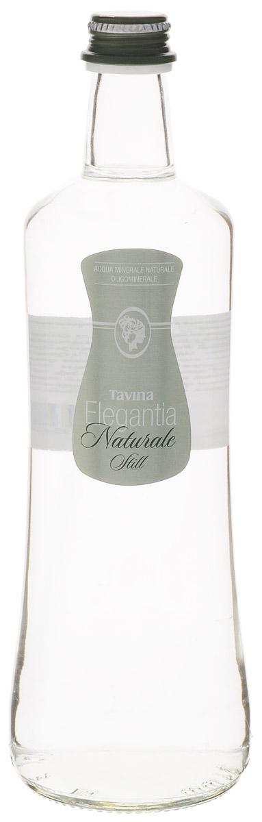 Fonte Tavina Elegantia минеральная вода негазированая, 750 мл0120710Fonte Tavina Elegantia - минеральная вода премиального класса, разливаемая из природных источников в предгорье итальянских Альп.С 1967 года Tavina известна как минеральная вода, которая естественным образом способствует пищеварению. Этот положительный эффект был подтвержден экспериментальным клиническим исследованием, проведенным в Католическом университете Святого Сердца в Риме. В исследовании, координировавшемся профессором Гасбаррини, документально подтверждён факт помощи минеральной воды Tavina в очищении желудка, что улучшает состояние пациентов, страдающих от диспепсии или плохого пищеварения.Tavina особенно подходит для грудных детей, благодаря своей чистоте и сбалансированном концентрации микроэлементов, таких как: магний, кальций, фтор, калий, бикарбонат и диоксид кремния. (Министерство здравоохранения признало это качество в минеральной воде Tavina, основываясь на клинических исследованиях.Кислотность (PH): 7,9Проводимость: 586Кальций: 85,6 мг/лМагний: 30,7 мг/лНатрий: 13,4 мг/лГидрокарбонаты: 390 мг/лКалий: 2,2 мг/лНитраты: 3,5 мг/лДиоксид углерода: 10,5 мг/л