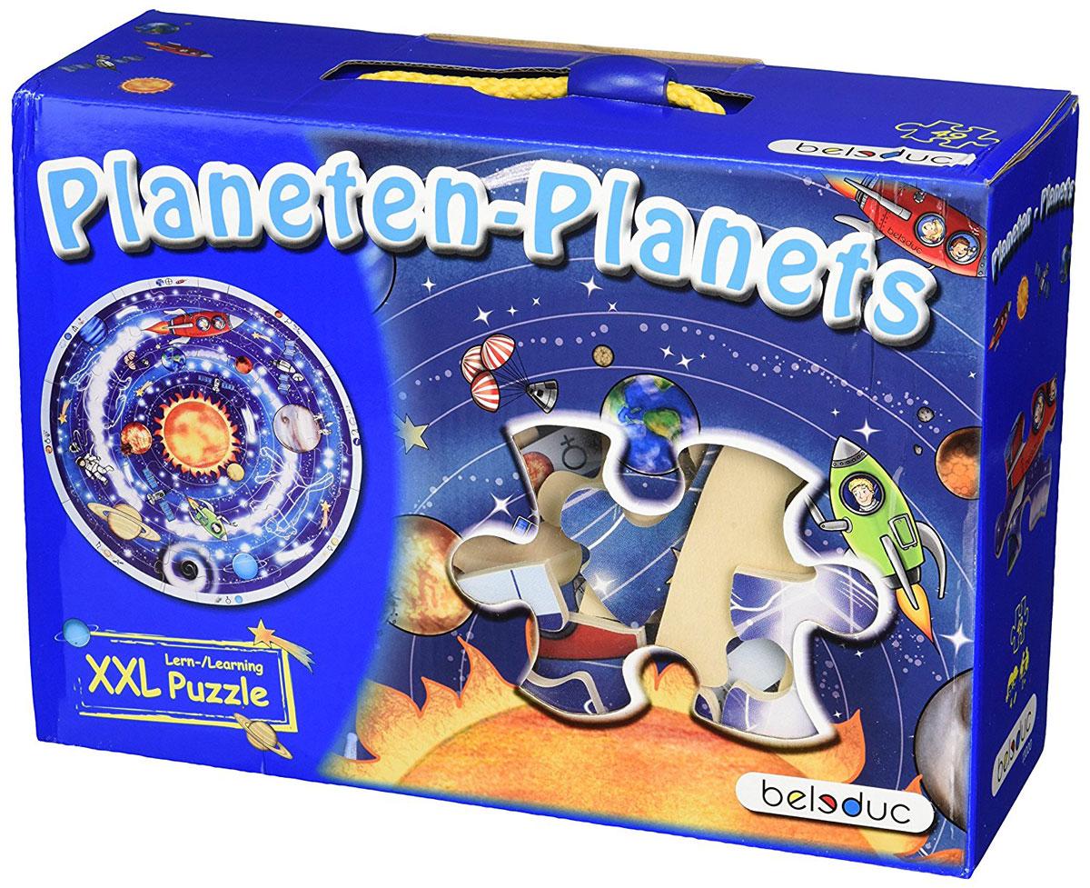 Beleduc Пазл для малышей Планеты библия пересказанная детям старшего возраста