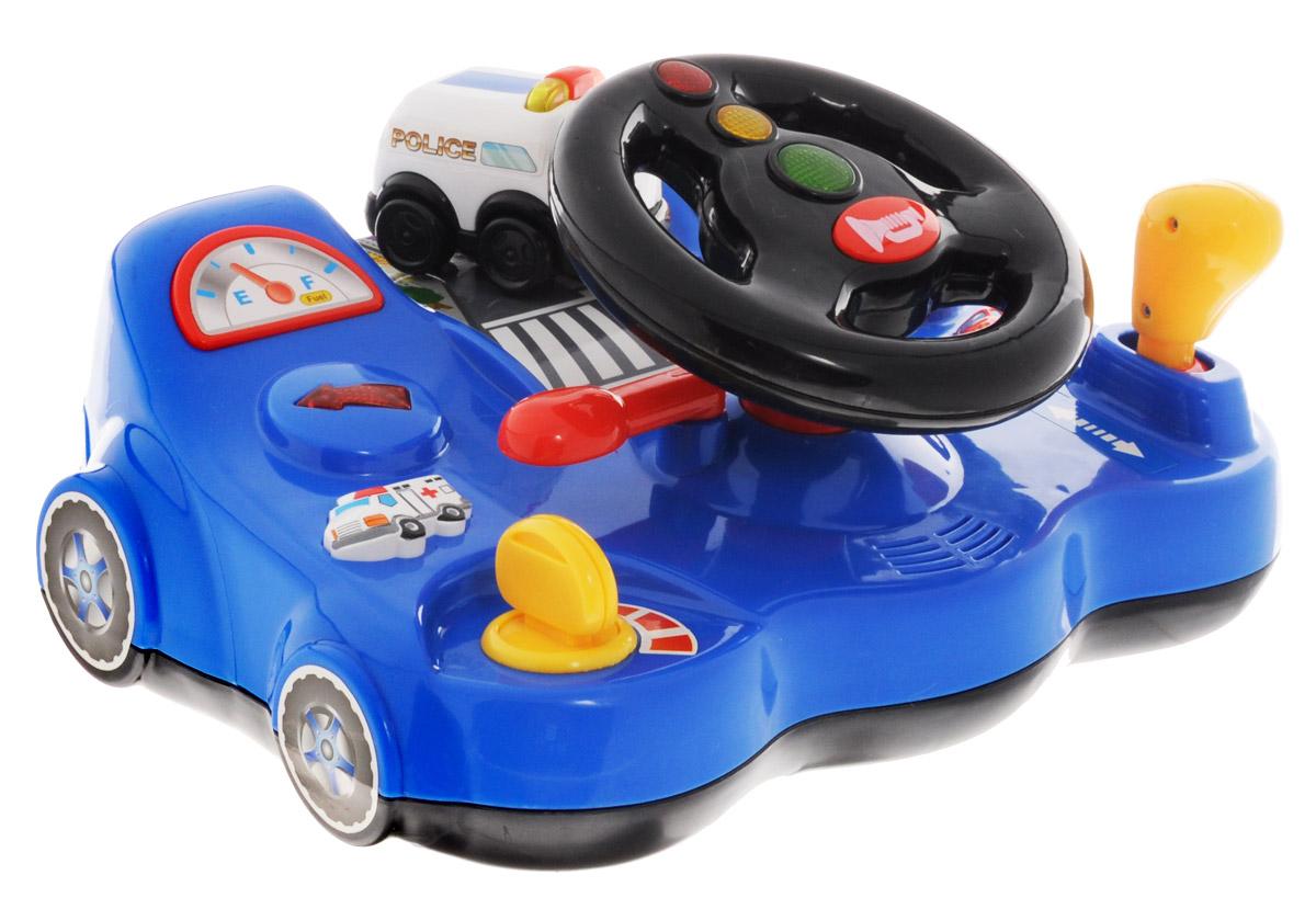 Kiddieland Развивающая игрушка Водитель kiddieland развивающая игрушка забавная камера