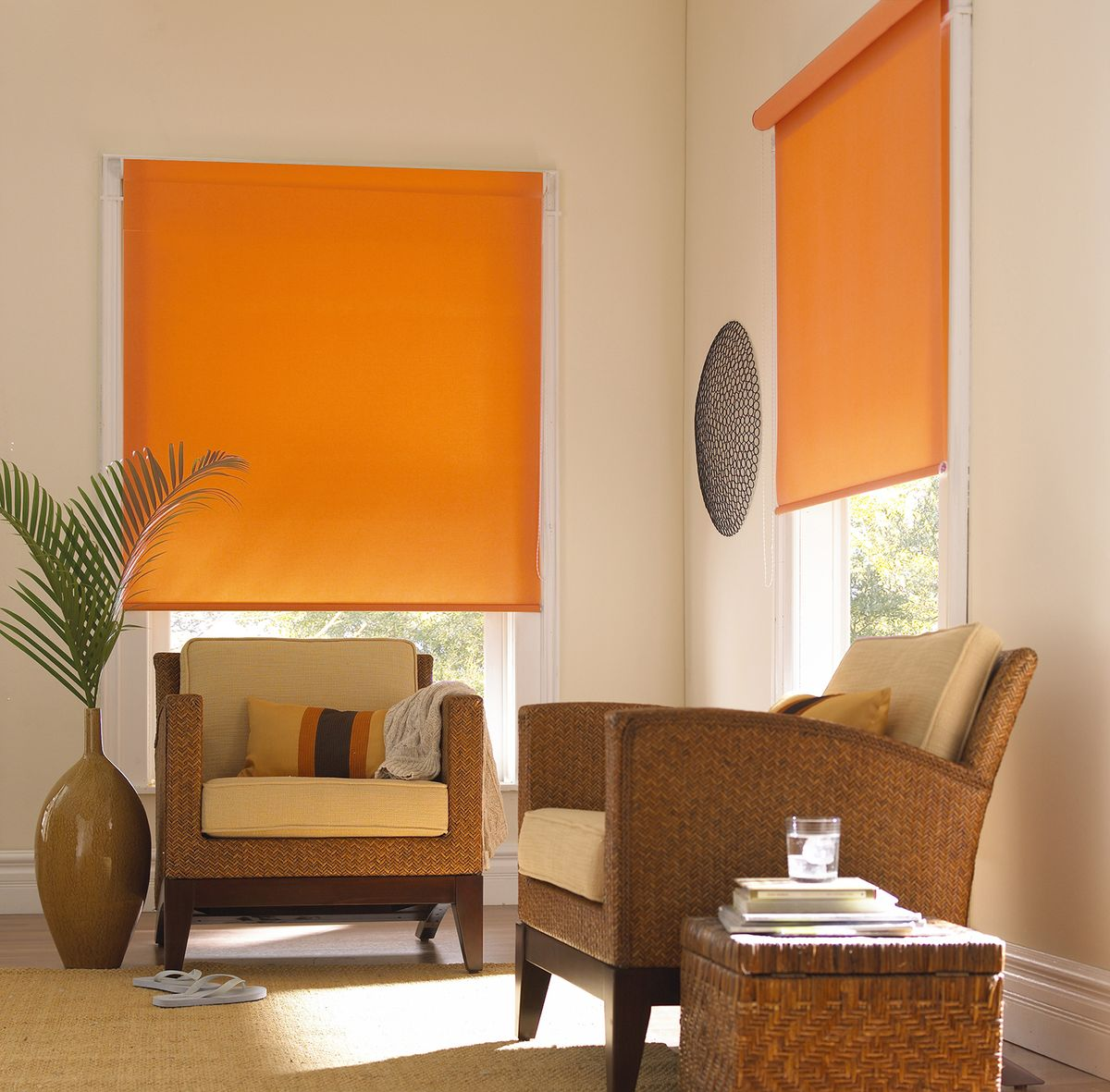 Штора рулонная Эскар Миниролло, цвет: апельсин, ширина 43 см, высота 170 см80621Рулонная штора Эскар Миниролло выполнена из высокопрочной ткани, которая сохраняет свой размер даже при намокании. Ткань не выцветает и обладает отличной цветоустойчивостью.Миниролло - это подвид рулонных штор, который закрывает не весь оконный проем, а непосредственно само стекло. Такие шторы крепятся на раму без сверления при помощи зажимов или клейкой двухсторонней ленты (в комплекте). Окно остается на гарантии, благодаря монтажу без сверления. Такая штора станет прекрасным элементом декора окна и гармонично впишется в интерьер любого помещения.