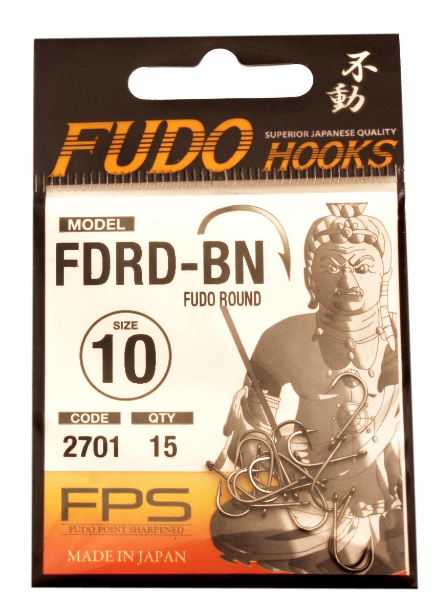 Крючок Fudo Round, №10 BN (2701), 15 шт1045822Рыболовные крючки FUDO, производства Японии, являют собой сочетание лучших материалов , лучших технологий и наилучших человеческих навыков. Основными характеристиками крючков являются : 1 ) оптимальная форма -с точки зрения максимального улова. 2) Экстремальный заточка крюка , которая сохраняется при длительной ловле. 3) Отличная эластичность, что позволяет им противостоять деформации. 4) Общая коррозионная стойкость в процессе производства , благодаря нескольким патентам в области металлургии и производства техники. Сталь с управляемым содержания углерода -это те материалы, которые применяются в производстве крючков. Эти материалы, в виде калиброванной проволоки ,изготавливаются исключительно для инжиниринговой службы FUDO . После чего, крючок подвергается двум различным методом для заточки : механическим и химическим. Во время заточки, уровень остроты контролируется онлайн , что в итоге приводит к идеальному повторению всей серии. Прочность крючка реализуется через печи , где система компьютерной помощи регулирования температуры , позволяет достичь точности в производстве в 0,01 градуса по Цельсию, и времени обработки с точностью 0, 001 секунды. В результате крючки FUDO получаются абсолютно закаленными , что позволяет добиться отличного результата по твердости и эластичность, а также все модели крючков обладают анти коррозионным покрытием. Место крепления крюка с леской, выполнено в виде лопатки.