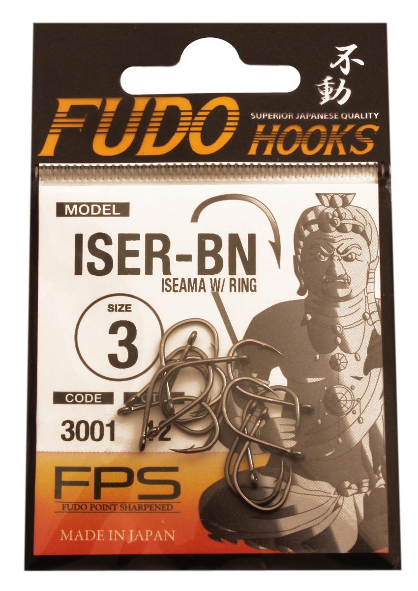 Крючок Fudo Iseama W/Ring, №3 BN (3001), 12 шт1045822Рыболовные крючки FUDO, производства Японии, являют собой сочетание лучших материалов , лучших технологий и наилучших человеческих навыков. Основными характеристиками крючков являются : 1 ) оптимальная форма -с точки зрения максимального улова. 2) Экстремальный заточка крюка , которая сохраняется при длительной ловле. 3) Отличная эластичность, что позволяет им противостоять деформации. 4) Общая коррозионная стойкость в процессе производства , благодаря нескольким патентам в области металлургии и производства техники. Сталь с управляемым содержания углерода -это те материалы, которые применяются в производстве крючков. Эти материалы, в виде калиброванной проволоки ,изготавливаются исключительно для инжиниринговой службы FUDO . После чего, крючок подвергается двум различным методом для заточки : механическим и химическим. Во время заточки, уровень остроты контролируется онлайн , что в итоге приводит к идеальному повторению всей серии. Прочность крючка реализуется через печи , где система компьютерной помощи регулирования температуры , позволяет достичь точности в производстве в 0,01 градуса по Цельсию, и времени обработки с точностью 0, 001 секунды. В результате крючки FUDO получаются абсолютно закаленными , что позволяет добиться отличного результата по твердости и эластичность, а также все модели крючков обладают анти коррозионным покрытием. Место крепления крюка с леской, выполненно в виде кольца.