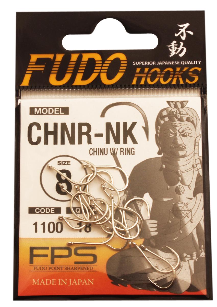 Крючок Fudo Chinu W/Ring, №8 NK (1100), 18 шт4271842Рыболовные крючки FUDO, производства Японии, являют собой сочетание лучших материалов , лучших технологий и наилучших человеческих навыков. Основными характеристиками крючков являются : 1 ) оптимальная форма -с точки зрения максимального улова. 2) Экстремальный заточка крюка , которая сохраняется при длительной ловле. 3) Отличная эластичность, что позволяет им противостоять деформации. 4) Общая коррозионная стойкость в процессе производства , благодаря нескольким патентам в области металлургии и производства техники. Сталь с управляемым содержания углерода -это те материалы, которые применяются в производстве крючков. Эти материалы, в виде калиброванной проволоки ,изготавливаются исключительно для инжиниринговой службы FUDO . После чего, крючок подвергается двум различным методом для заточки : механическим и химическим. Во время заточки, уровень остроты контролируется онлайн , что в итоге приводит к идеальному повторению всей серии. Прочность крючка реализуется через печи , где система компьютерной помощи регулирования температуры , позволяет достичь точности в производстве в 0,01 градуса по Цельсию, и времени обработки с точностью 0, 001 секунды. В результате крючки FUDO получаются абсолютно закаленными , что позволяет добиться отличного результата по твердости и эластичность, а также все модели крючков обладают анти коррозионным покрытием. Место крепления крюка с леской, выполненно в виде кольца. С изогнутым жалом.