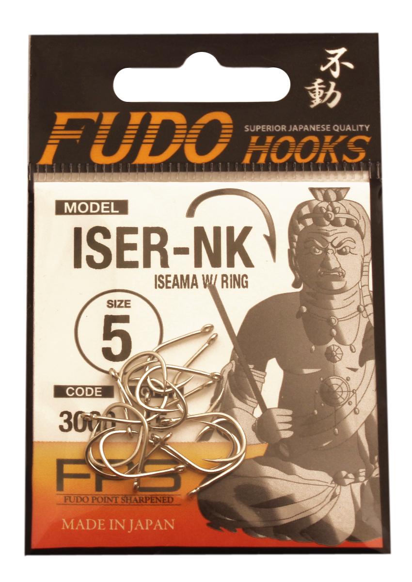 Крючок Fudo Iseama W/Ring, №5 NK (3000), 15 шт14792500800Рыболовные крючки FUDO, производства Японии, являют собой сочетание лучших материалов , лучших технологий и наилучших человеческих навыков. Основными характеристиками крючков являются : 1 ) оптимальная форма -с точки зрения максимального улова. 2) Экстремальный заточка крюка , которая сохраняется при длительной ловле. 3) Отличная эластичность, что позволяет им противостоять деформации. 4) Общая коррозионная стойкость в процессе производства , благодаря нескольким патентам в области металлургии и производства техники. Сталь с управляемым содержания углерода -это те материалы, которые применяются в производстве крючков. Эти материалы, в виде калиброванной проволоки ,изготавливаются исключительно для инжиниринговой службы FUDO . После чего, крючок подвергается двум различным методом для заточки : механическим и химическим. Во время заточки, уровень остроты контролируется онлайн , что в итоге приводит к идеальному повторению всей серии. Прочность крючка реализуется через печи , где система компьютерной помощи регулирования температуры , позволяет достичь точности в производстве в 0,01 градуса по Цельсию, и времени обработки с точностью 0, 001 секунды. В результате крючки FUDO получаются абсолютно закаленными , что позволяет добиться отличного результата по твердости и эластичность, а также все модели крючков обладают анти коррозионным покрытием. Место крепления крюка с леской, выполненно в виде кольца.