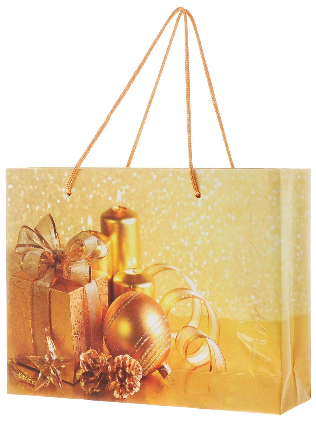 Mieszko Конфеты Аморетта Новый год, в подарочном пакете, 324 г4607039270853Шоколадные конфеты Аморетта Классик, это ассорти изысканных шоколадных конфеты из качественного шоколада с различными благородными начинками. Интенсивные начинки в каждой шоколадной конфете непременно придутся по вкусу настоящим ценителям качественного шоколада. Благородная упаковка делает эти конфеты не только прекрасным лакомством, но и отличным подарком для своих близких.