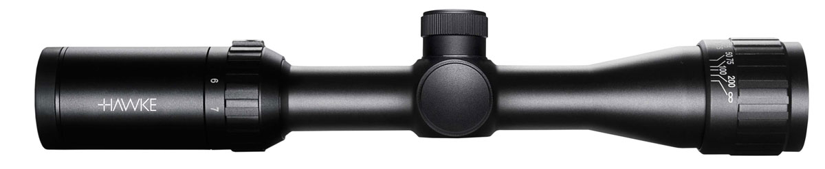Hawke Vantage 2-7x32 AO (Mil Dot) прицел оптический